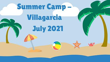 Beach Illustrated Summer Desktop Wallpap