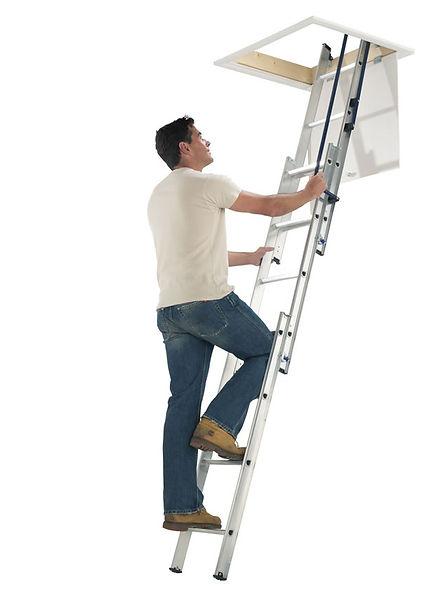 Werner Loft Ladder