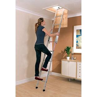Youngman Easiway Loft Ladder