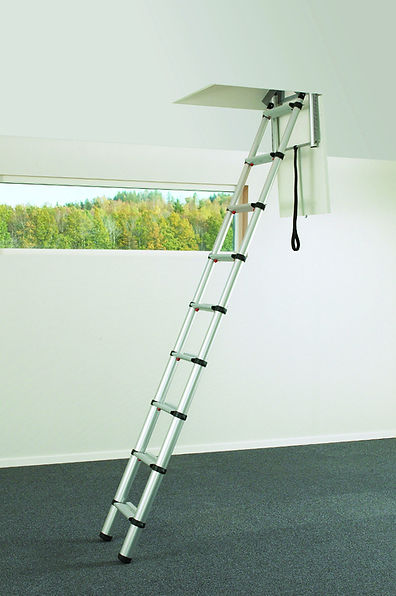 Younman Telescopic Loft Ladder