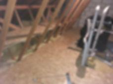 Loft Shelving