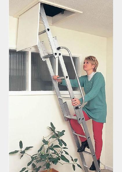 Heavy Duty Loft Ladder