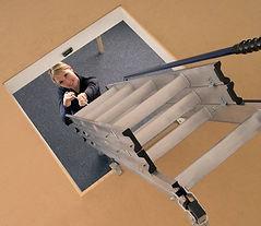 Abru Werner Loft Ladder