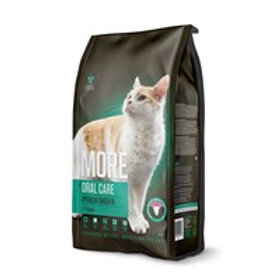 MORE +Oral Care - Chicken 1-7 years 2kg