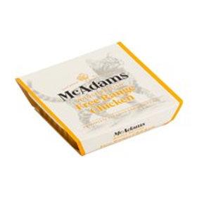 McAdams Whole British Free Range Chicken 100g