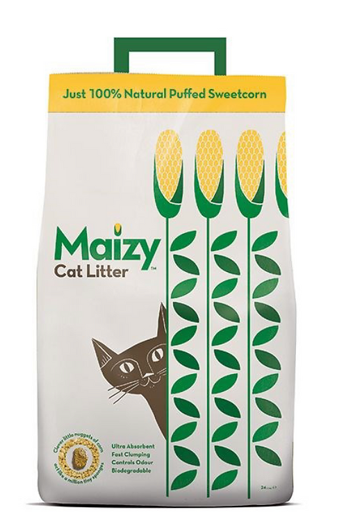 Maizy Cat Litter 100% Natural