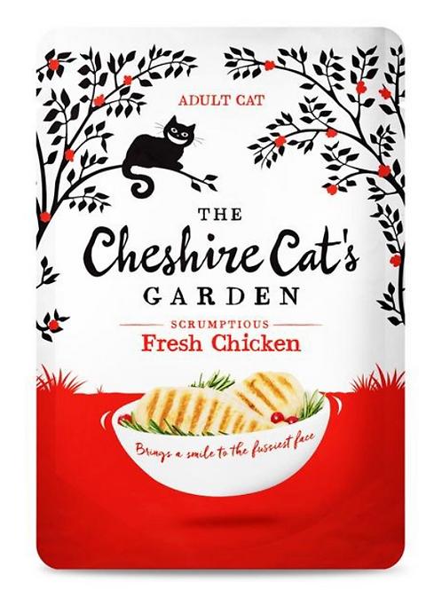 The Cheshire Cat's Garden Fresh Chicken 85g