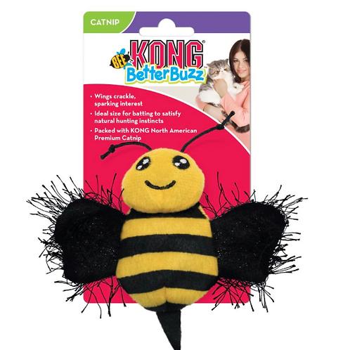 Kong Better Buzz Bee Cat Toy