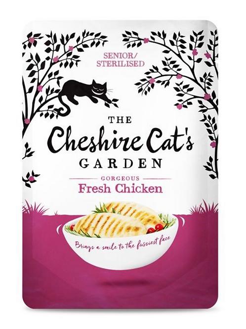 The Cheshire Cat's Garden Senior Sterilised 85g