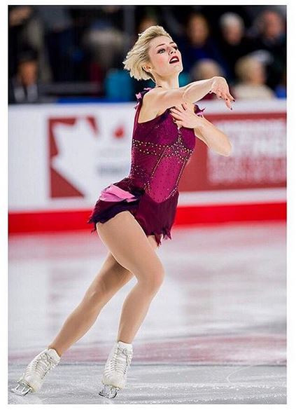 We would like to give a big congratulations to Coquitlam local Larkyn Austman for qualifiying to go to the 2018 winter Olympics in PyeongChang! She will be representing Canada For Senior Woman's in figure Skating! She is coached by Zdenek Pazderik who's daughter (Tiana Pazderik) was our scholarship winner in 2015! Congratulations again Larkyn!!