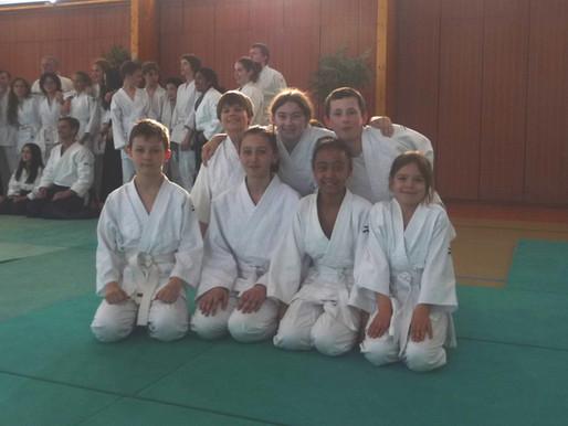 Stage des enfants à Hautville-Lompne