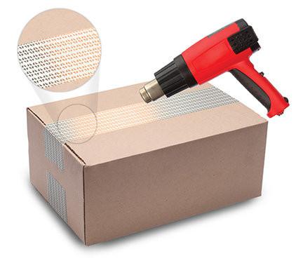 Freeze/Heat Tamper Ink Technology