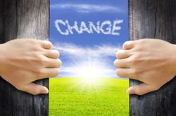 Change - Opening Door