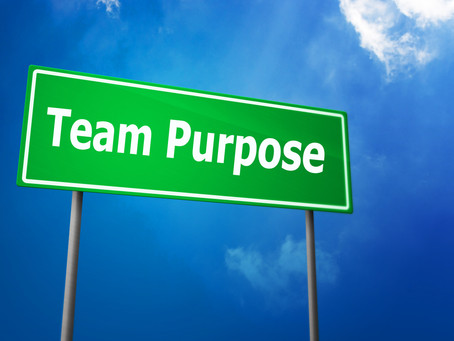 Instilling a Team Sense of Purpose