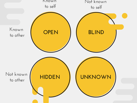 Improving Communication Using the Johari Window