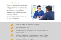 Workplace Bullying 9