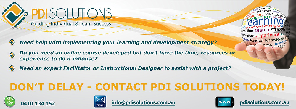 PDI Solutions your learning and development experts