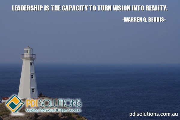 Creating a Shared Vision of Success