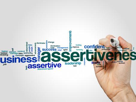 The Power of Assertiveness