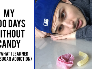 My 400 Days Without Candy & What I Learned About Sugar Addiction