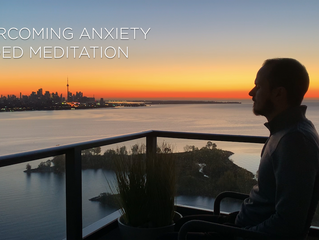 Guided Meditation To Help Overcome Panic and Anxiety