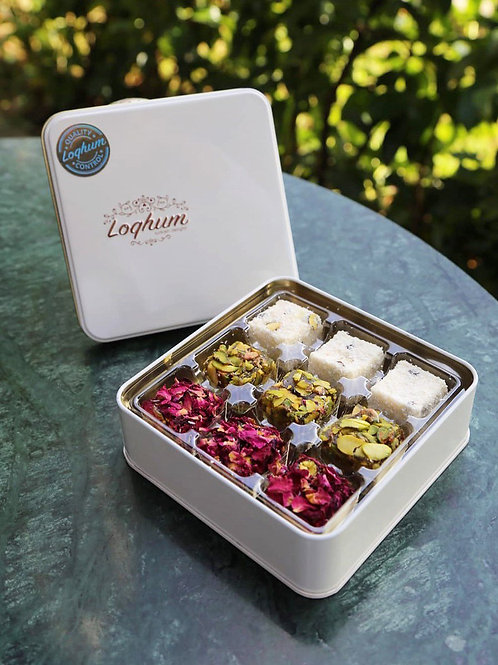 Assorted Turkish Delight Gift Box 4 oz