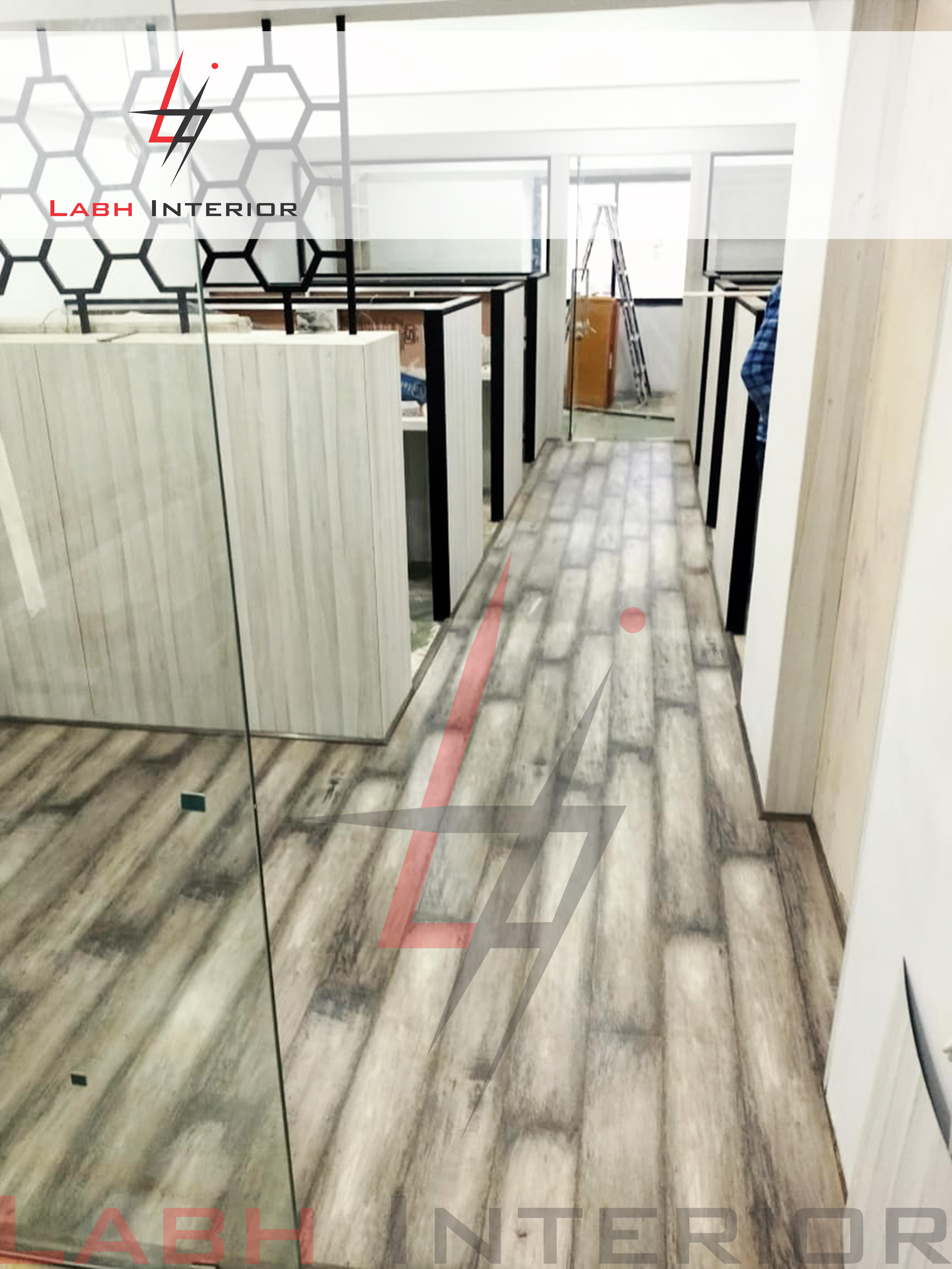 passage office interior design