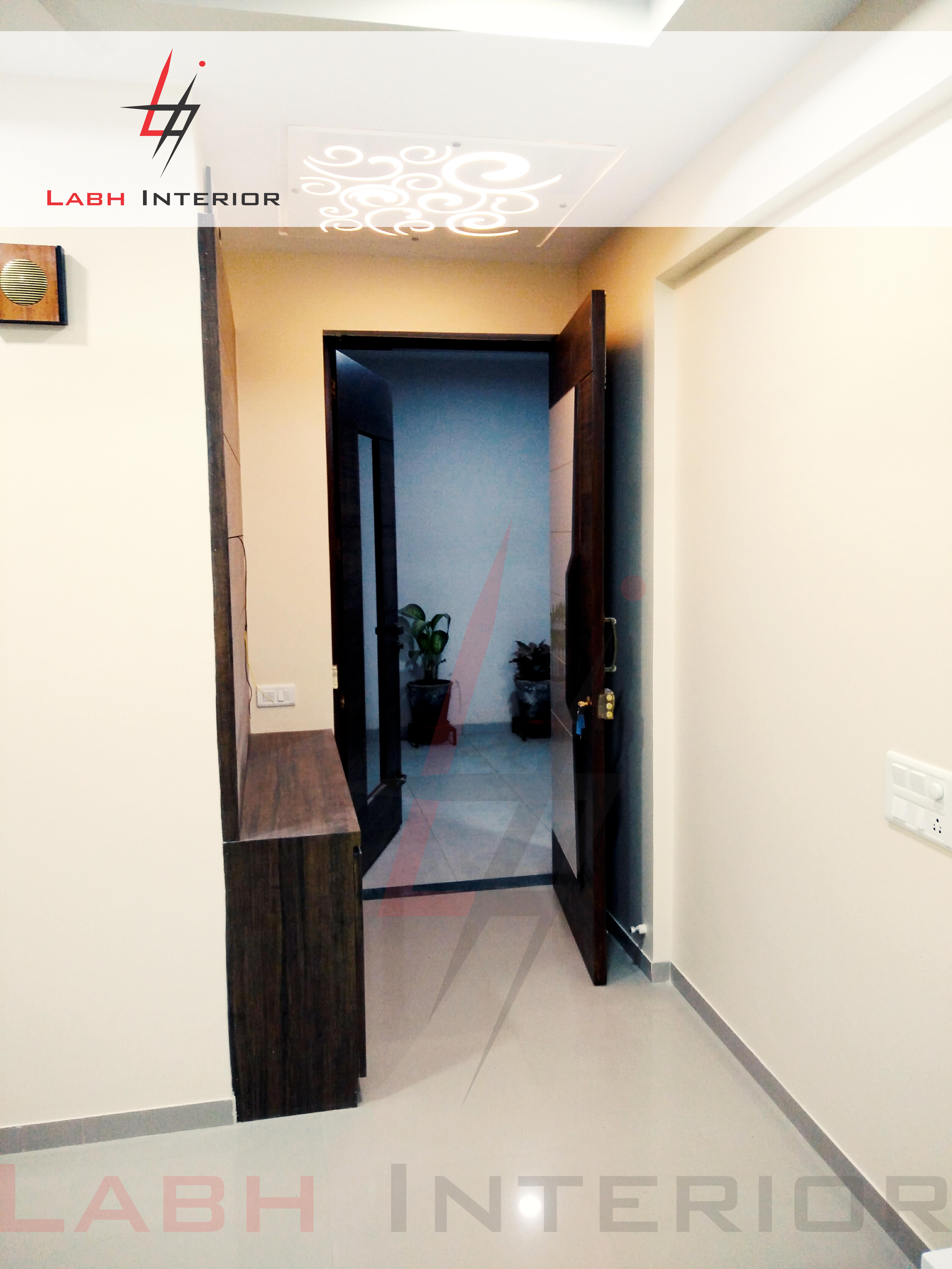 Home Main Entrance interior design
