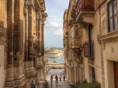Valletta: el legado de los caballeros