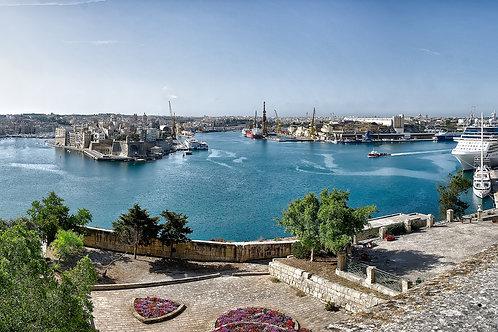 La Valette et Mdina : Les villes fortifiées de Malte