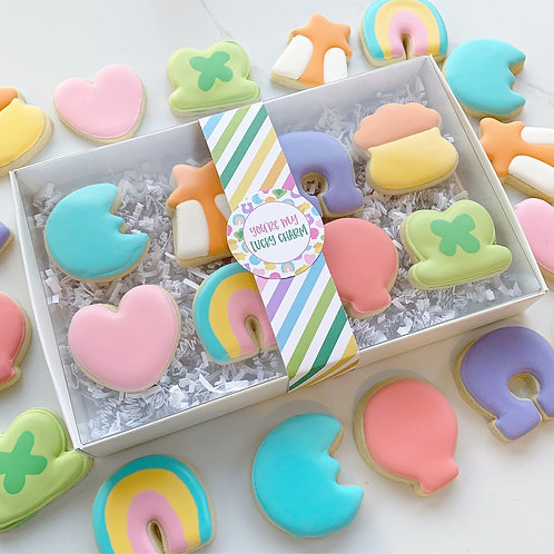 Lucky Charms Cookie Set