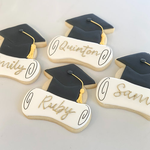 Personalized Diploma with Cap