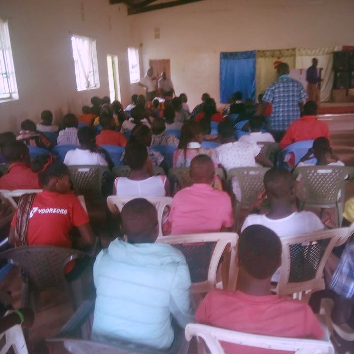 2016 IBOM Kenya Youth Camp - 2