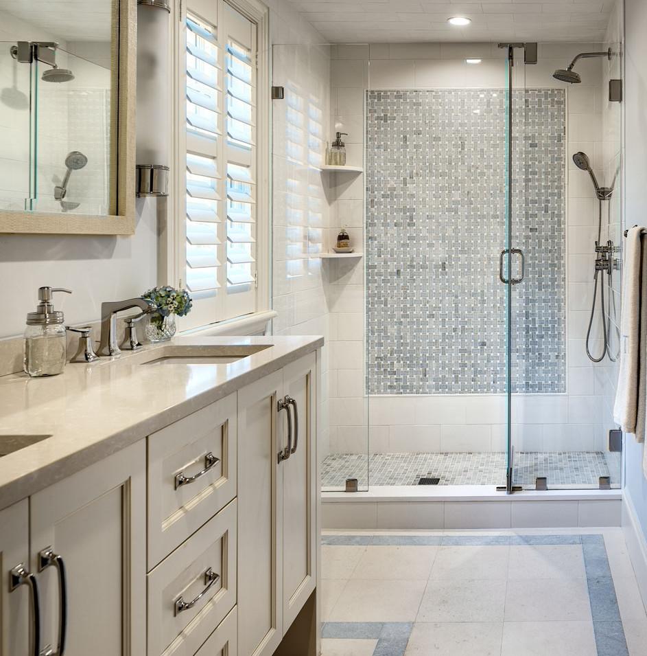 Classic New England Bath