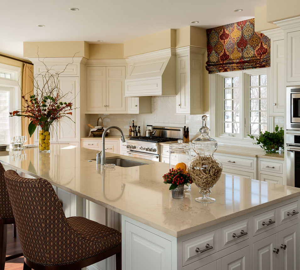 Classic Kitchen on the Ocean