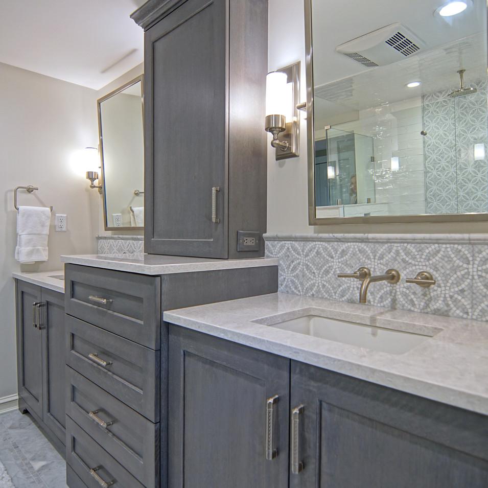 Elegant Master Bath