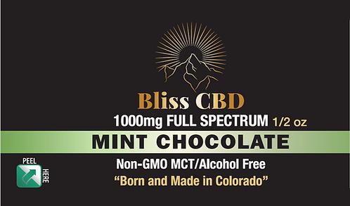 1000mg Mint Chocolate