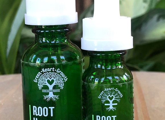 ROOT 600 Mg Broad Spectrum Hemp Extract CBD Oil