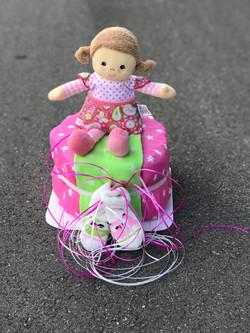 Windeltorte Puppe