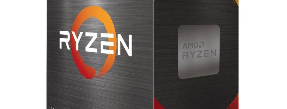 Oppgradering Ryzen 9 5950X