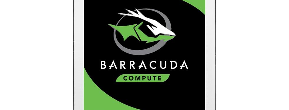 Seagate BarraCuda 2TB 3.5'' HDD