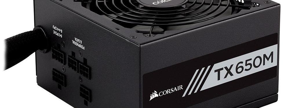 Oppgradering Corsair TX650M Gold
