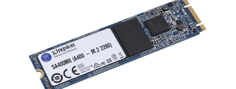 Kingston A400 240GB M.2 SSD