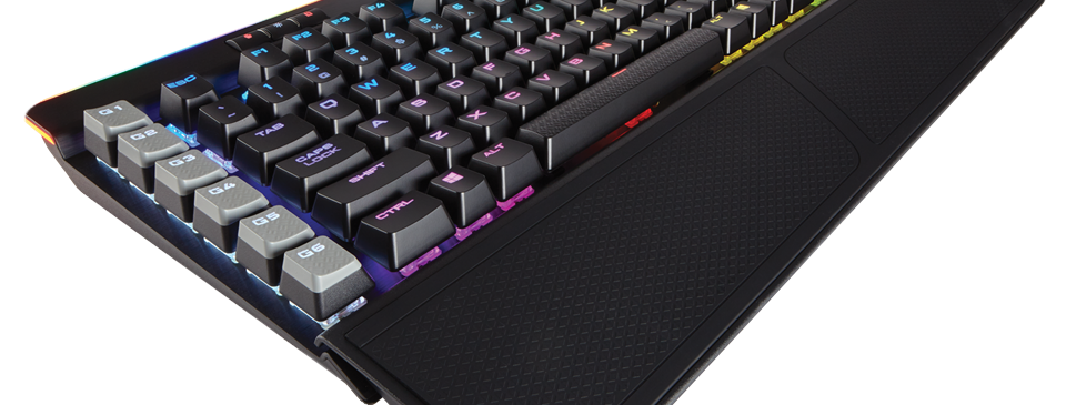 Corsair Gaming K95 RGB PLATINUM Tastatur