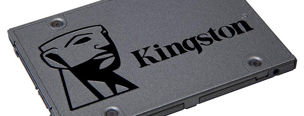 Oppgradering Kingston A400 960GB SSD