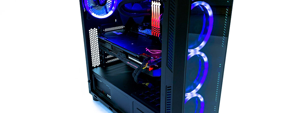 Greencom VANQUISHER iZ329X - RTX 3070|Ryzen 7 5800X|32GB