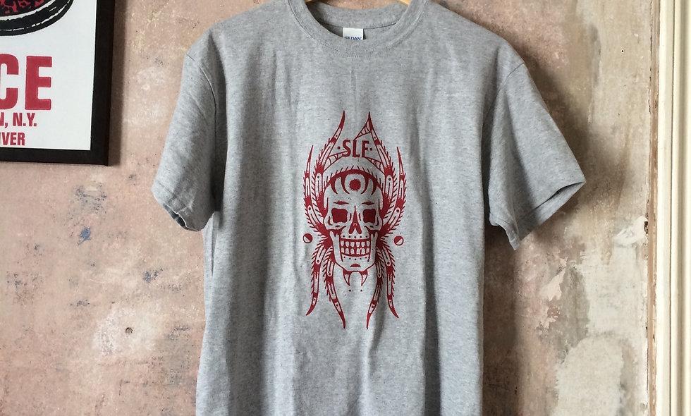 Spider Skull Shirt