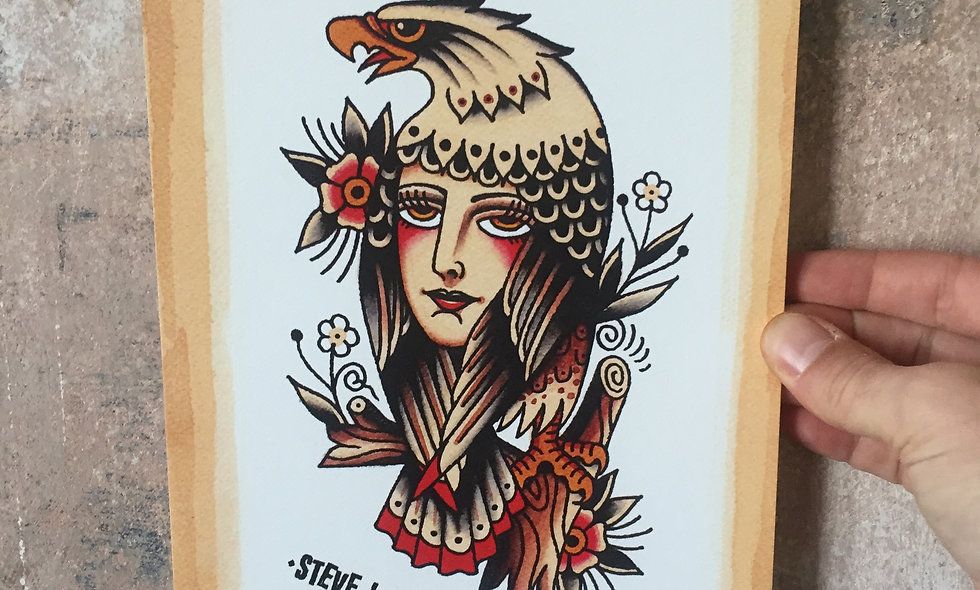 Eagle Lady
