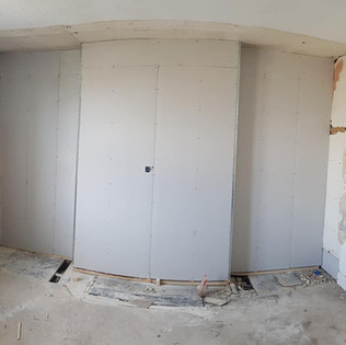 plastering services e8