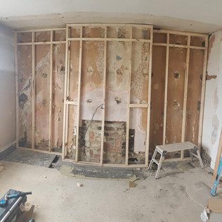 plastering services